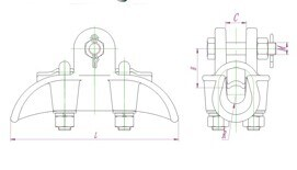 Suspension Clamp for Transmission Line pictures & photos