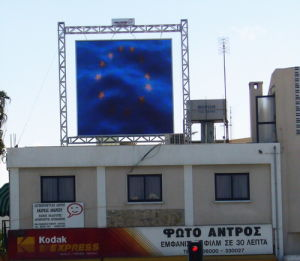 P10 Advertising LED Screen Outdoor pictures & photos