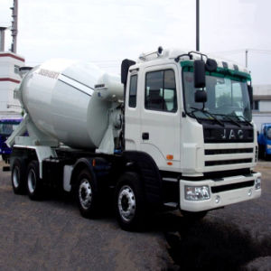 Concrete 8*4 HFC5255GJBL Mixer Truck pictures & photos