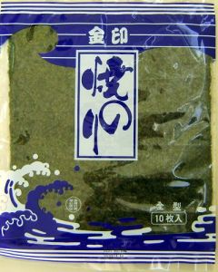 Roasted Seaweed (10 Sheets)