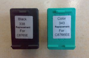 Inkjet Cartridge for HP C8766ee (343)