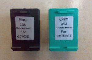 Inkjet Cartridge for HP C8766ee (343)