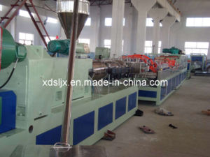 PP/PE/PVC Wood Plastic Profile Production Line (XD-XC)