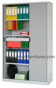 Cheap Steel Tambour Door Storage Cupboard pictures & photos