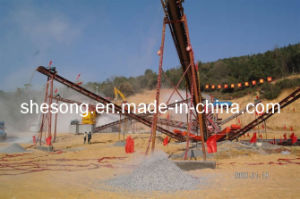 2014 Construction Waste Crushing Plant pictures & photos