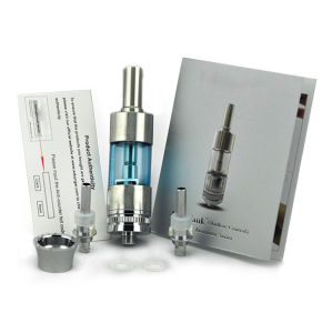 2014 Newest Adjustable Airflow Aero Tank E Cigar with Dual Coil