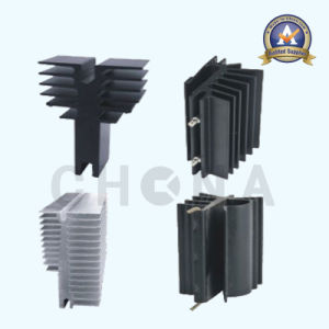 Power System Aluminum Extruded Heatsink pictures & photos