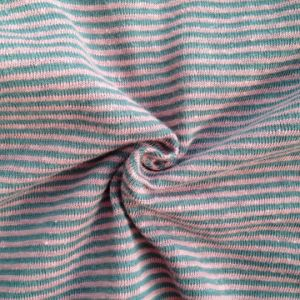 Hemp/Cotton Yarn Dyed Stripe Jersey (QF14-1462) pictures & photos