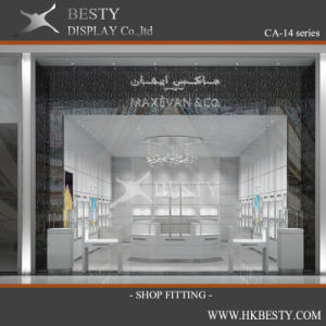 Jewelry Retail Store Display Showcases Kiosks pictures & photos