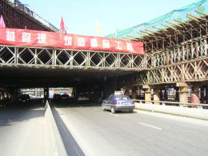 Galvanized Temporary Steel Bridge
