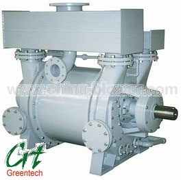 Water Ring Vacuum Pump /Dehydration Vacuum Pump (2BE1) pictures & photos