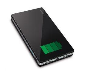 4400mAh 6200mAh Portable Mobile Power Bank