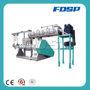 Automatic Fish Feed Manufacturing Machinery/ Corn Steam Extruders pictures & photos