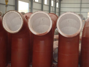 92% 95% Wear Resistance Pipe Bending for Conveying System pictures & photos