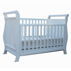 Baby Sleigh Cot (BC-002)