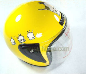 Children Open-Face Helmet (Ho-303)