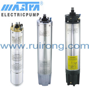 Submersible Motor 3′′ 4′′ 6′′ 8′′ for Water Pump pictures & photos