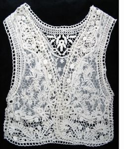 High Cotton Lace Blouson (GRNL11 441) pictures & photos