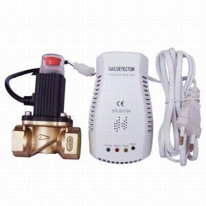 Gas Leak Detector With Solenoid Valve (AK-200AV)