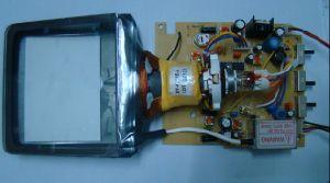 """4"""" B/W CRT Module (VIS4001-S3)"""