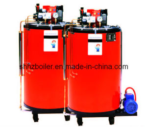 Food Processing Machinery 30-300kg/Hr Oil Fired Steam Boiler (LSS) pictures & photos