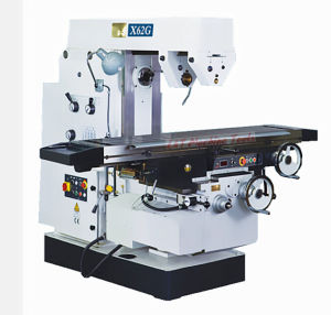 Heavy Duty Horizontal Milling Machine (Horizontal Mill Machine X62G X62GS) pictures & photos