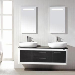 Double Basin Bathroom Vanity