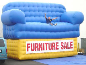 Inflatable Sofa, Inflatable Products (PRO-1008-2)