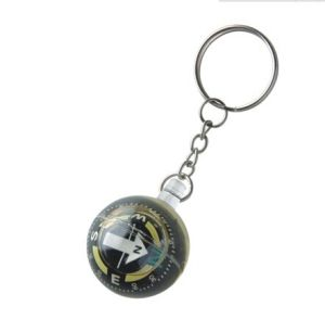 Art Craft Plastic Ball Compass with Therometer, Promotional Gifts pictures & photos
