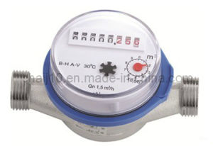 Single Jet Dry Type Vane Wheel Water Meter pictures & photos