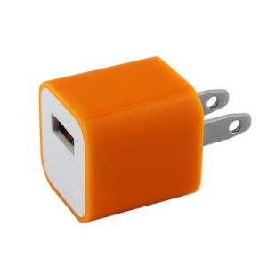 Full 5V 1A USB Mobile Phone Charger for Apple iPhone Charger pictures & photos