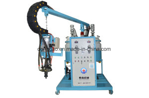 Polyurethane Cartoon Foam Injection Machine pictures & photos