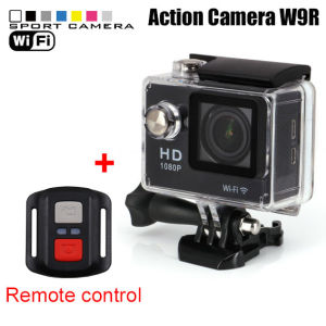 Remote Control 1080P WiFi Camera Mini Camera pictures & photos