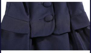 Primary School Girl Dress Uniform pictures & photos
