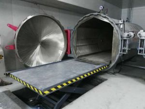 Autoclave for DTY Yarn Setting and Conditioning pictures & photos