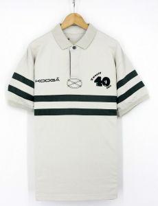 2017 Men Cotton Peached Fashion Rugby Tech Short Sleeve Polo Shirts Garments