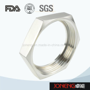 Stainless Steel Sanitary Grade Blank Nut (JN-FL6001) pictures & photos