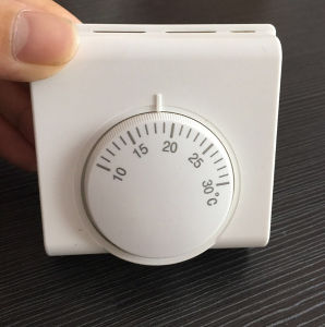 Mechanical 10A 220V Room Thermostat Temperature Controller Thermoregulator for Air Condition pictures & photos