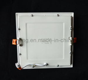 12W 15W 18W Super Bright Ultra Slim LED Panel Light pictures & photos