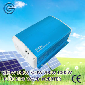 700va 24V/Pure Sine Wave Solar Inverter/Solar Power System pictures & photos