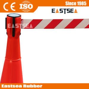 3m Length Polypropylene Material Retractable Traffic Cone Topper pictures & photos