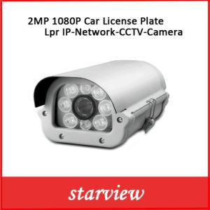 2MP 1080P Car License Plate Lpr IP Network CCTV Camera pictures & photos