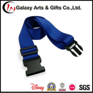 Top Quality Durable Navy Blue Traveling Luggage Belt Strap Polyester Luggage Belt pictures & photos
