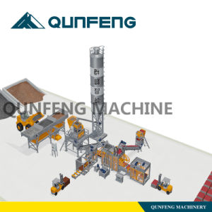 Automatic Block Production Line ((Simple Lines)) pictures & photos