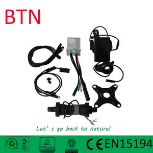 Electric Bicycle Hub Motor Kit 36V350W with Torque Sensor pictures & photos