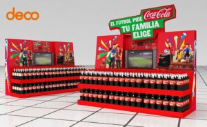 Pop Display Cardbaord Exhibition Stand Store Display pictures & photos