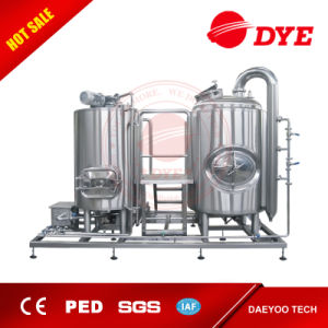 Made in China 7 Bbl Stainless Steel Home Beer Equipment Brewhouse pictures & photos