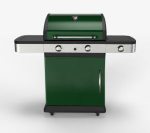 Hot Selling 2 Burner Gas BBQ Grill Barbecue on Sale pictures & photos