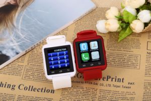 Newest Bluetooth Smart Watch Electronics Wearable Devices Smartwatch for Apple Android Phone with Camera FM SIM Card