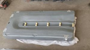 Rotational Mould Jet Dock Board pictures & photos